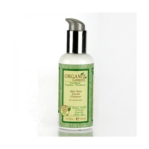 Aloe Vera Facial Cleanser