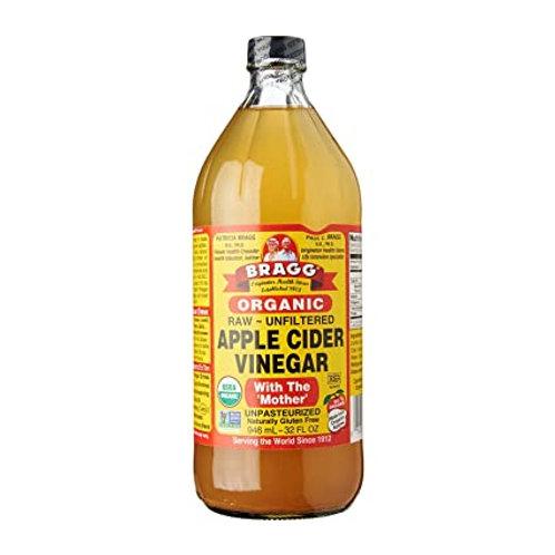 Organic Bragg Apple Cider vinegar