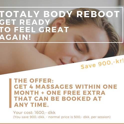 Total Reboot Body