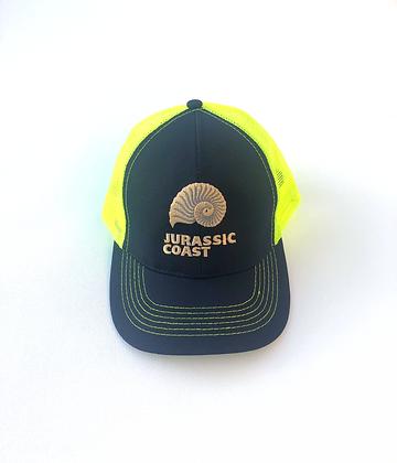 Jurassic Coast Snap Back Baseball Cap