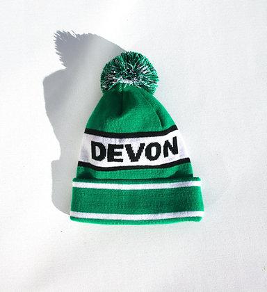 Devon Woolly Hat