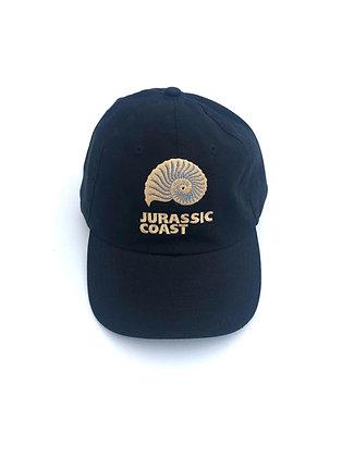 Jurassic Coast Plain Baseball Cap