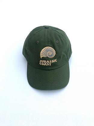 Jurassic Coast Coloured Baseball Cap