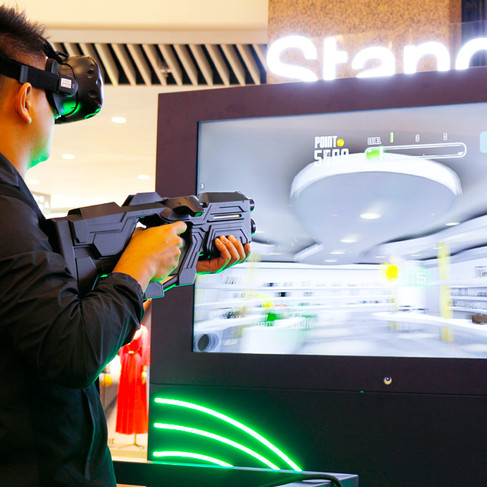StandardChartered - VR Shooting Game