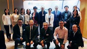 Ewell successfully held the HIMSS CXO Dialogue Series Hong Kong
