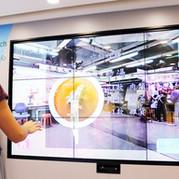 HealthTech Centre - Interactive Solution