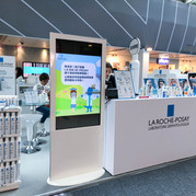 LAROCHE-POSAY - 4K Display Kiosk