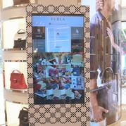 FURLA - Interactive Kiosk