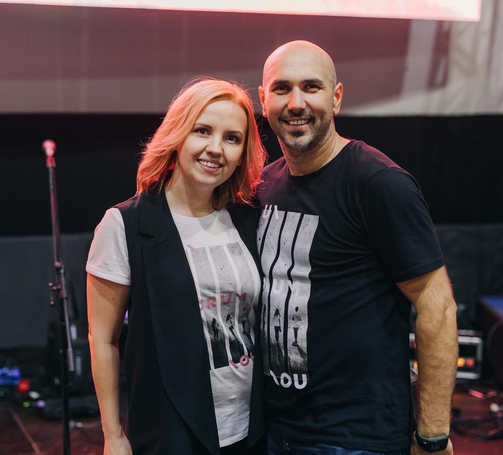 Pastor Mihai & Paula Decean