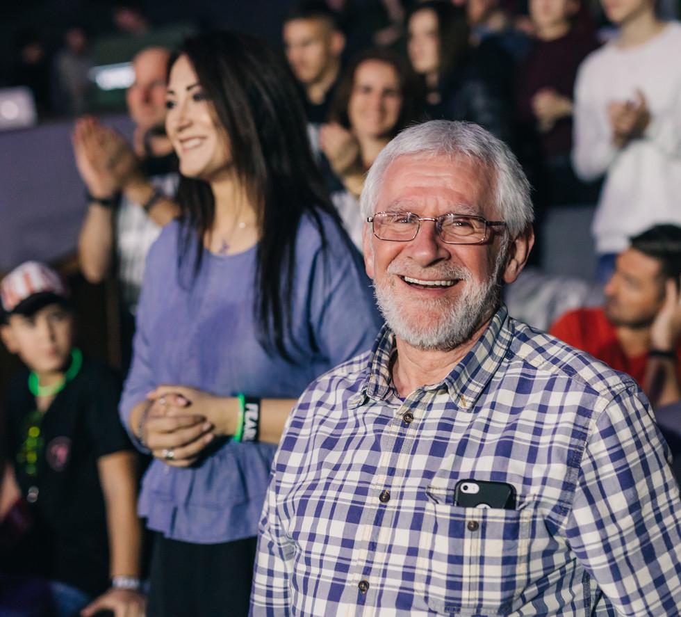 Pastor Mickey Wright