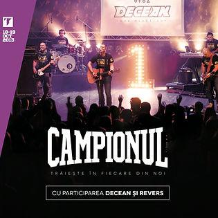 Decean Campionul Live Album