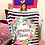 Thumbnail: Personalized Tropical Floral Blanket