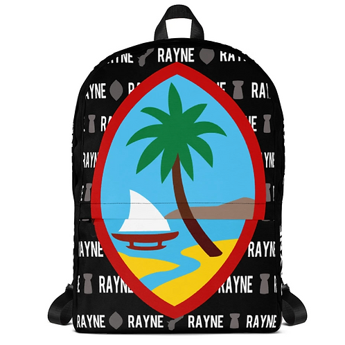 Personalized Guam Seal Na'ån Backpack