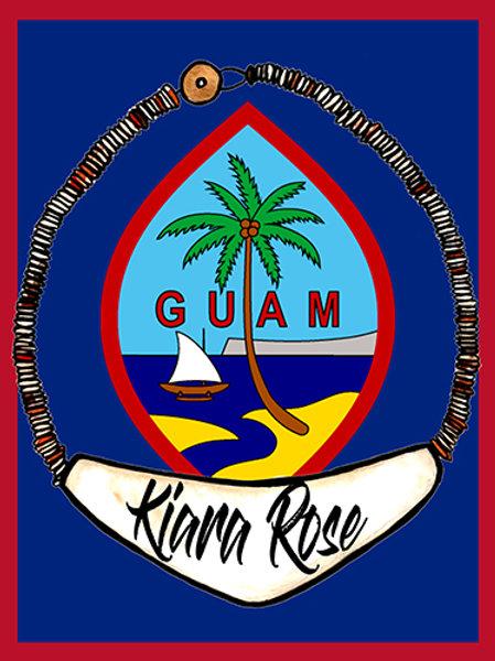 Personalized Guam Seal + Sinåhi Blanket