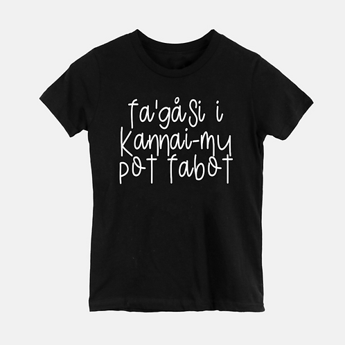 Fa'gåsi I Kannai-mu T-shirt
