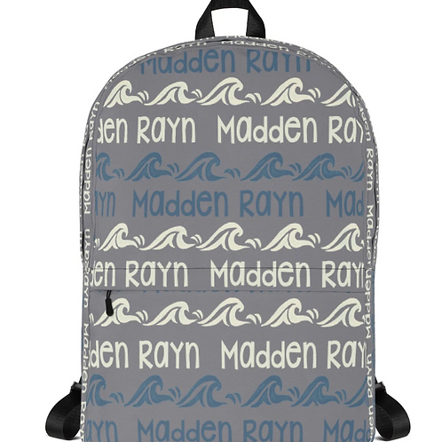 Personalized Napu Backpack