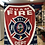 Thumbnail: Personalized Fire Department Blanket