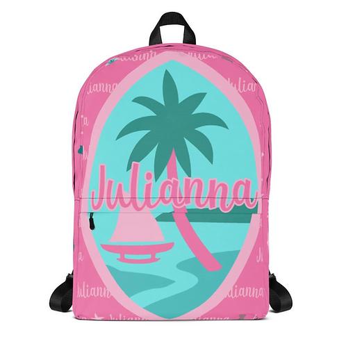 Personalized Fuetsan Famalao'an Backpack