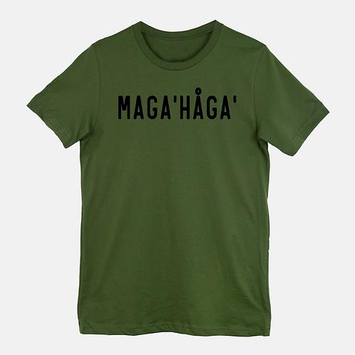 Adult Maga' Håga Tee| Åttelong