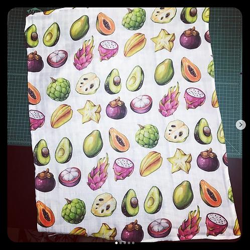 Fruta Siha Blanket