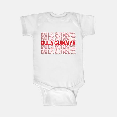 Bula Guinaiya Onesie