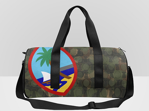 Camo Seal Duffel Bag
