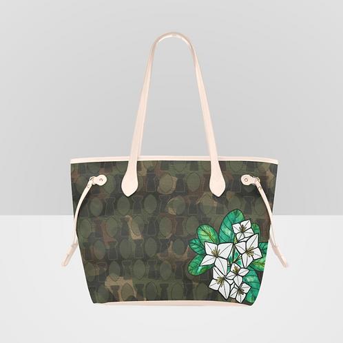 Camo + Guåsali Tote Bag