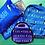 Thumbnail: Personalized Lightning Bolt Blanket