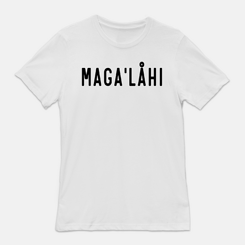 Adult Maga' Låhi Tee| Åttelong