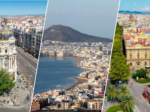 緊急警戒宣言解除後のスペイン住宅販売価格の分析
