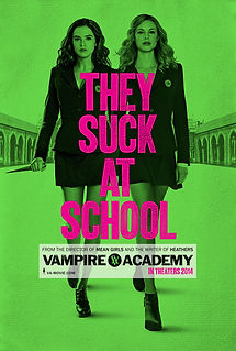 Vampire Academy, Nathan Shaw