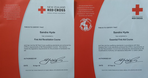 First Aid Essentials and Revalidation Courses