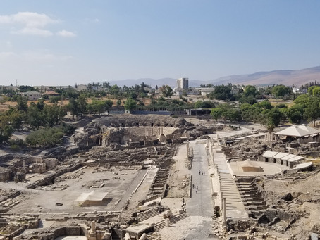 Beit She'an: Live On Location