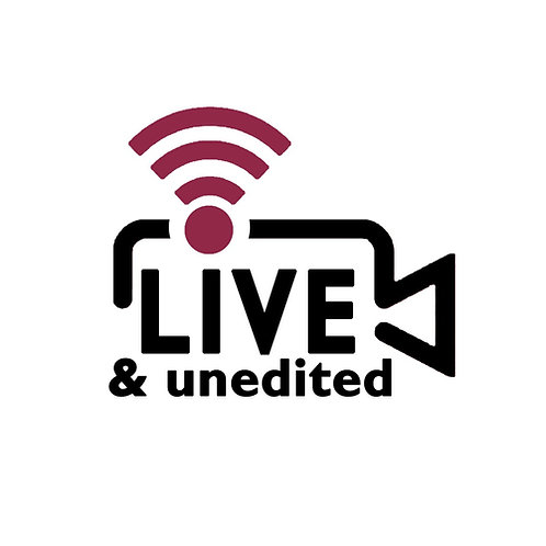 T&S: Live and UnEdited