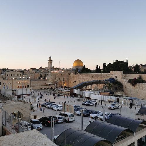 Jerusalem - Live On Location