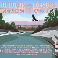Outdoor Pursuits Backpacking Eagle Rock