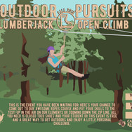 Outdoor Pursuits Lumberjack Open Climb P