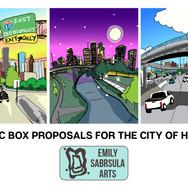Houston Electric Box Proposals