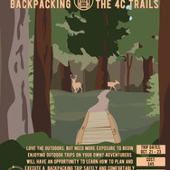 Outdoor Pursuits 4C Trails Poster