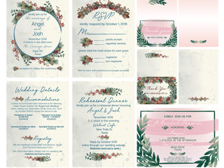 Wedding & Bridal Invitations and Thank Y