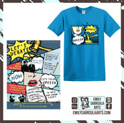 Speech and Debate Poster and Shirt