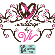 Weddings by Vi Logo