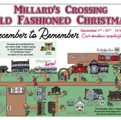 Map for Millard's Crossing Old Fashioned