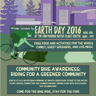 Outdoor Pursuits Earth Day Poster