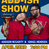 The Addish Show Poster