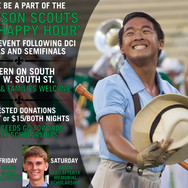 Madison Scouts Event Poster