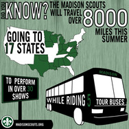 Madison Scouts Infographic