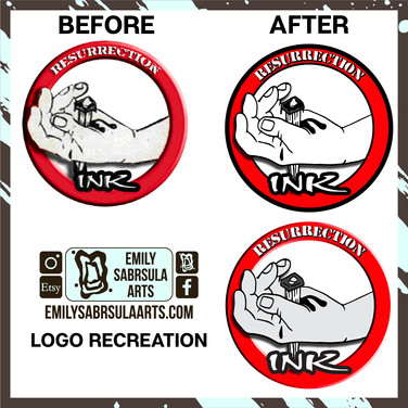 Resurrection Logo Modernization