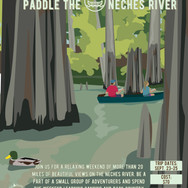 Outdoor Pursuits Neches River Paddle Pos