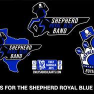Shepherd Band Logos